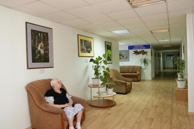 социальный дом для пожилых