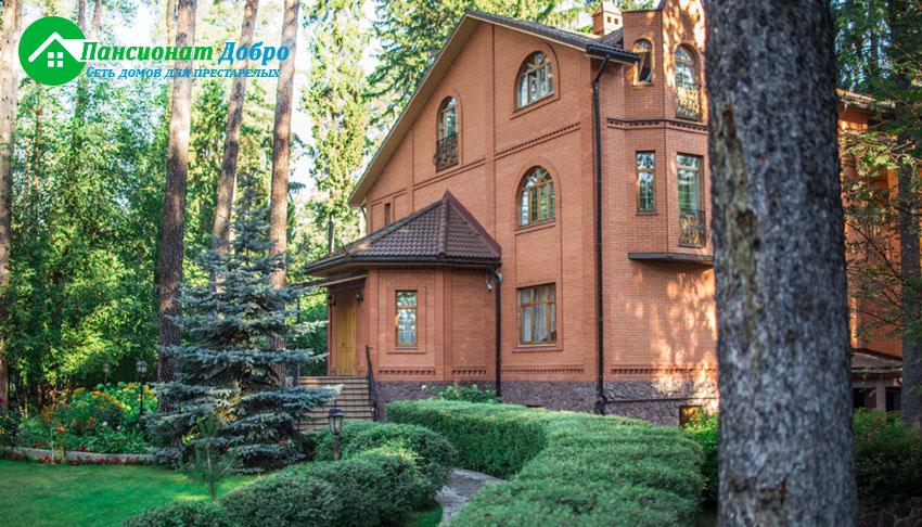 Элитный дом престарелых в Ростове