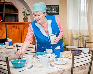 пансионат для престарелых